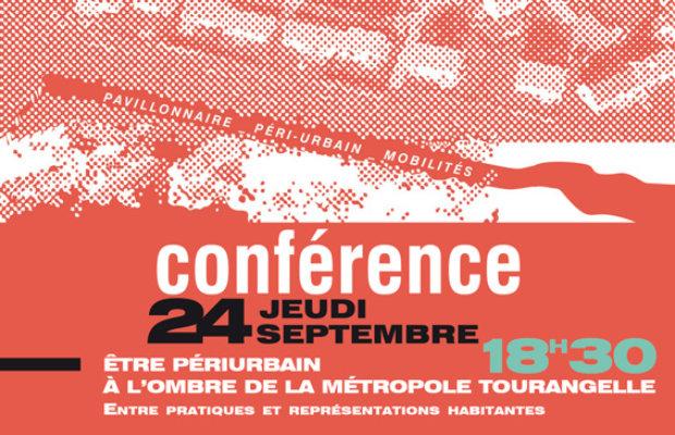 Affiche de la conférence de Laurent Cailly